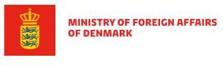 Dänische Botschaft Logo