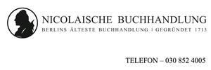 Nicolaische Buchhandlung