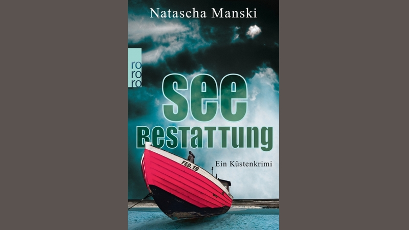 Manski in Vorlage Seebestattung